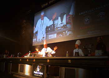 Congres chef Moha